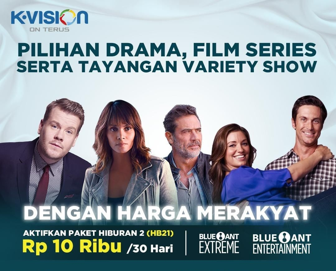 Pilihan drama, film series