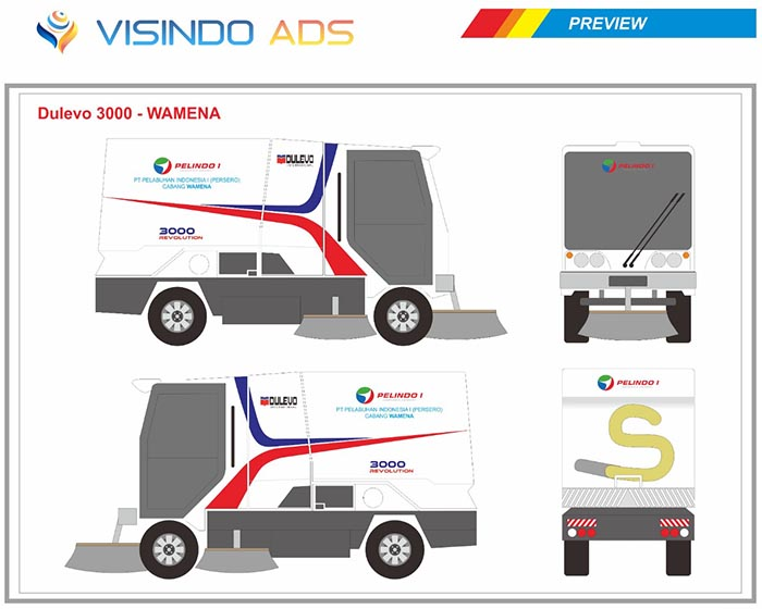 Preview Vidio Ads Jasa Branding Mobil No. 1 Di Indonesia Landing Page 5