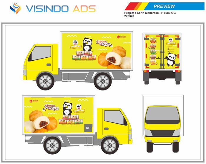 Preview Vidio Ads Jasa Branding Mobil No. 1 Di Indonesia Landing Page 8